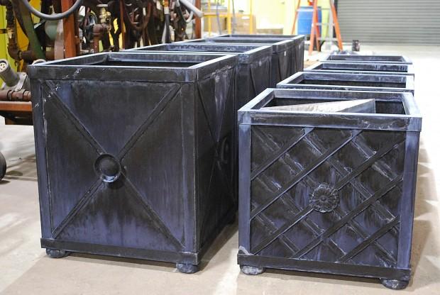 orangery boxes